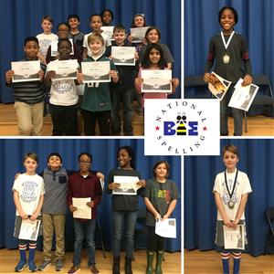 """L-i-g-a-t-u-r-e"" Wins Wyncote Elementary Spelling Bee"