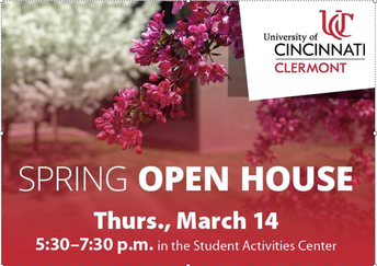 UC Clermont Spring Open House