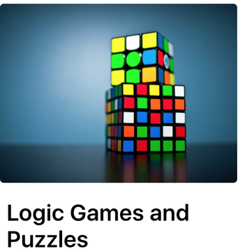 Logic Games and Puzzles