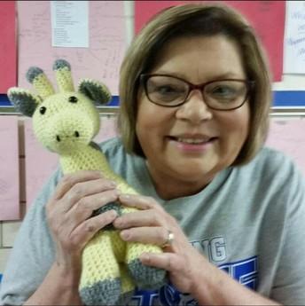 Tribute to Retired Reading Teacher Sharon Hunt
