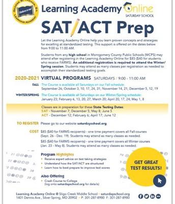 SAT / ACT Prep