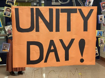 Unity Day Celebrated in Monroe Schools
