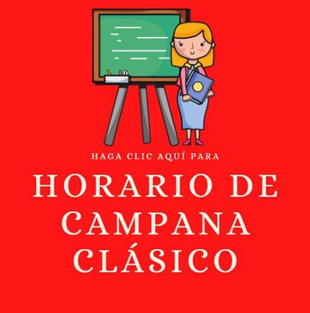 Horario de Campana RMS de ESTUDIANTES CLÁSICOS