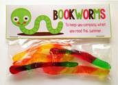 """Click here to access the """"bookworm snack"""" resource."""