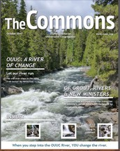 OUUC's Ezine - The Commons