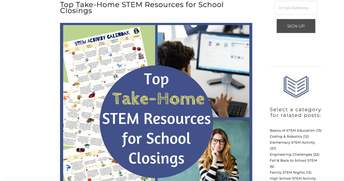 STEM Activities for Grades K-8