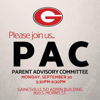 Join the District Parent Advisory Committee