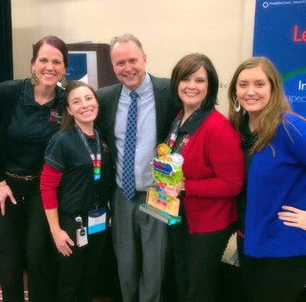 We Had the Privilege of Meeting Sean Covey!