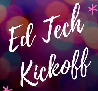 JXN EdTech Kickoff