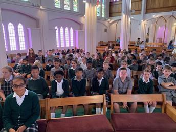 The Church Gathered