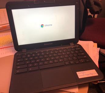 Chromebook Problems or Concerns?