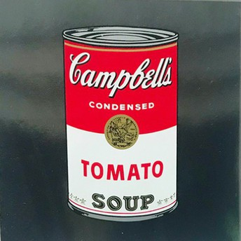 SOUP CANS NEEDED