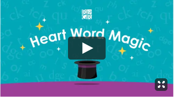Heart Word Magic