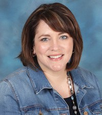 Carolyn Payne, school counselor