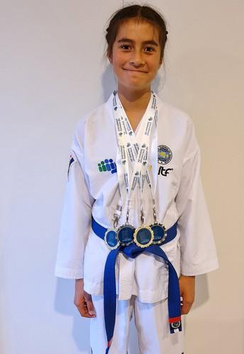 Erena Coffin National Champion