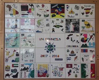 International Dot Day & UN Councils