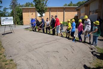 Wildwood Elementary School Groundbreaking