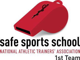 Spring Hill ISD Receives National Athletic Trainers' Association Safe Sports School Award - This Program recognizes high schools that prioritize keeping young athletes safe