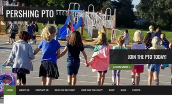 Parents: Visit the New Pershing PTO Website, Buy Photos, Get Gear and More!