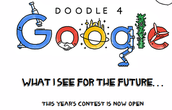 Doodle for Google - Enter this great contest!