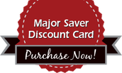 Major Saver Cards