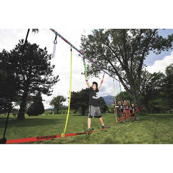 PLAY IN THE AIR-  Slackers Ropes Course