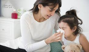 If your child is ill: