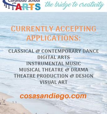 CoSA Application Information