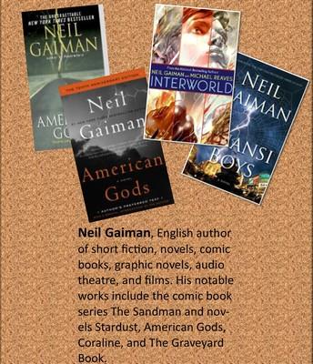 Neil Gaiman small Bio