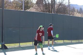 Bronco Tennis is Underway!