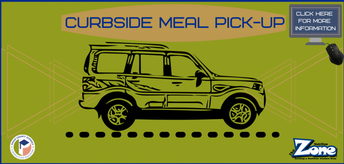 Curbside Meal Pick-Up @ TEWMS: Fridays 9-9:30am