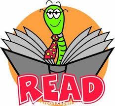 Book, books, and more books!