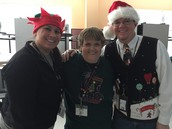LMS Staff Christmas Dress-Up Days
