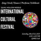 International Cultural Festival 2017