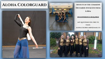 Color and Winter Guard