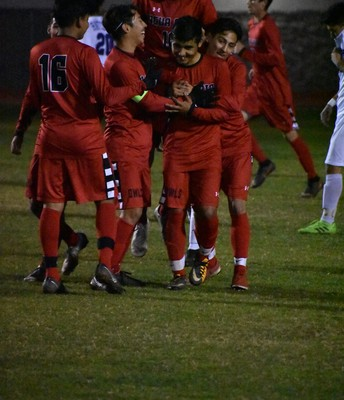 Men's Soccer Road Wins Secure Playoff Berth