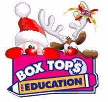 SPECIAL DECEMBER BOX TOPS DRAWING!