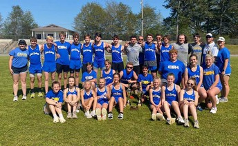Track and Field Champs!