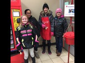 Student Council Bell Ringers