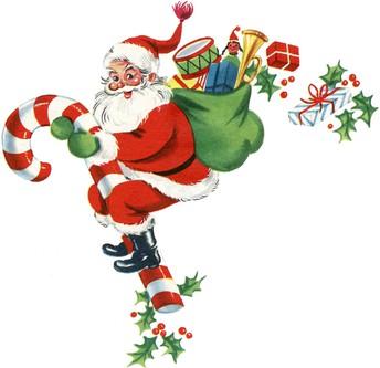 Santa Visit Scheduled