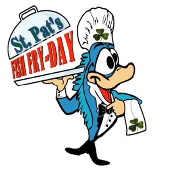 Support St. Patrick's Fish Fry's!