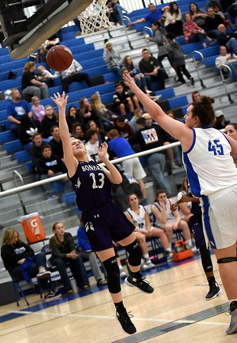 Van Alstyne Lady Panthers 50, Bonham 41