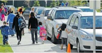 Car Drop Off & Pick Up Procedures