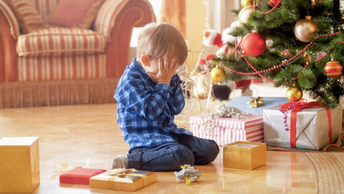 How to Teach Your Kids to Receive Gifts Graciously & Genuinely