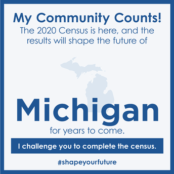 Complete the Census today!