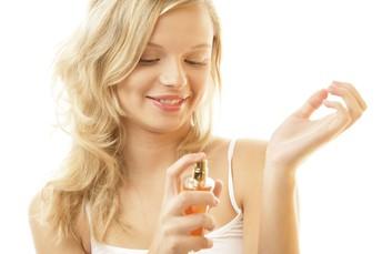 luxurious perfume oil