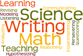 Math, Writing, and Science