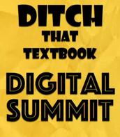 Ditch That Textbook Virtual Digital Summit