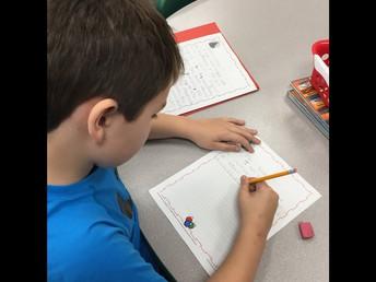 3rd Grade Writer