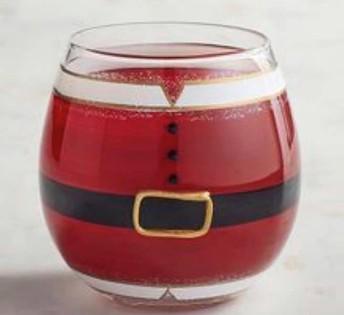 December Wine Glasses